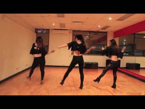 """Me & U"" By Cassie - High Heels Choreo By Risa Banks"