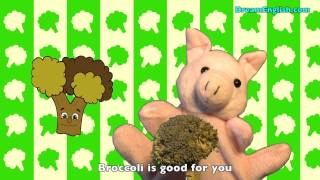 Healthy Kids Song, Fruits and Vegetables