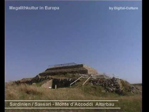 Monte d´Accoddi - Sardinien