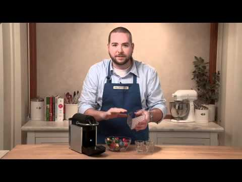 How to Make Espresso with the Nespresso Pixie Espresso Machine| Williams-Sonoma