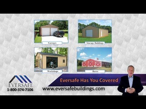 Eversafe Steel Buildings and Metal Garages