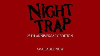 NIght Trap - 25th Anniversary Edition Now Available PlayStation 4 & Steam Steam...