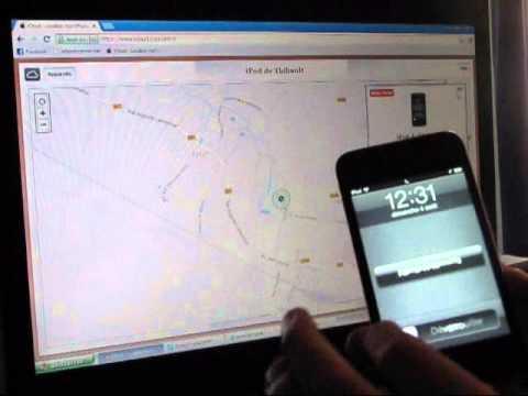 comment utiliser la fonction localiser mon iphone
