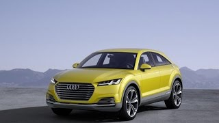 2019 Audi Q4The Q4 will sit on the same MQB underpinnings as the second-generation Q3.It is scheduled to follow the Q6 and Q8 into showrooms in 2019 at a price expected to start about £28,000.With the next generation of the Q3 set to grow in size in order to provide space in the range for the recently unveiled Q2, the Q4 looks set to trump its closest rivals on outright dimensions.Audi insiders have revealed to Autocar that the Q4's overall length will be at least 4500mm — about 110mm longer than today's Q3.Plans for the Q4 were originally revealed by Audi in the form of the TT Offroad concept, which first appeared at the Beijing motor show in 2014.As with that car, the design of the production Q4 is set to include a heavily curved roofline and a liftbackstyle tailgate.Inside, the Q4 is set to benefit from a range of developments already under way at Audi and parent company Volkswagen for inclusion the next generation of MQB-based models.These include full-HD instrument displays, gesture control functions, a 9.2in touchscreen navigation monitor, inductive smartphone charging and the latest connectivity features.Among the powertrains earmarked for the Q4 is a new generation of four-cylinder petrol and diesel units that have a common 1.5-litre capacity.They will be joined by updated versions of today's 2.0-litre four-cylinder petrol and diesel engines, as well as an all-new 2.5-litre fivecylinder petrol unit with up to 400bhp in a range-topping RS Q4 model.The new Q4 line-up will also feature a plug-in petrol-electric Q4 e-tron model with an electric-only range of up to 31 miles — as prescribed by China's green vehicle regulations.images from google images/google.com