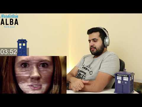 Doctor Who 5x04 Reaction | The Time Of Angels