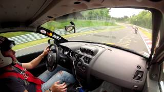 BMW S1000RR ma problemy na Nurburgring