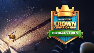 Clash Royale: Crown Championship Invitational Tournament | CCGS Fall 2017 Season