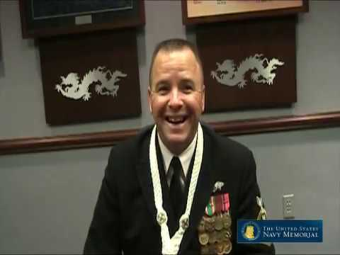 USNM Interview of Chief Petty Officer Steven Shropshire