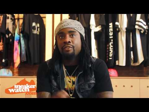 his - http://www.sneakerwatch.com/ - Wale was talking sneakers with us recently, and while he spoke about every topic that other sneakerheads were talking about, we also had to hear what he thinks...