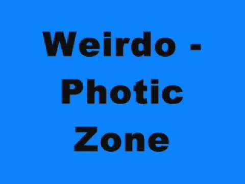 Weirdo - Photic Zone (Tinrib Records)