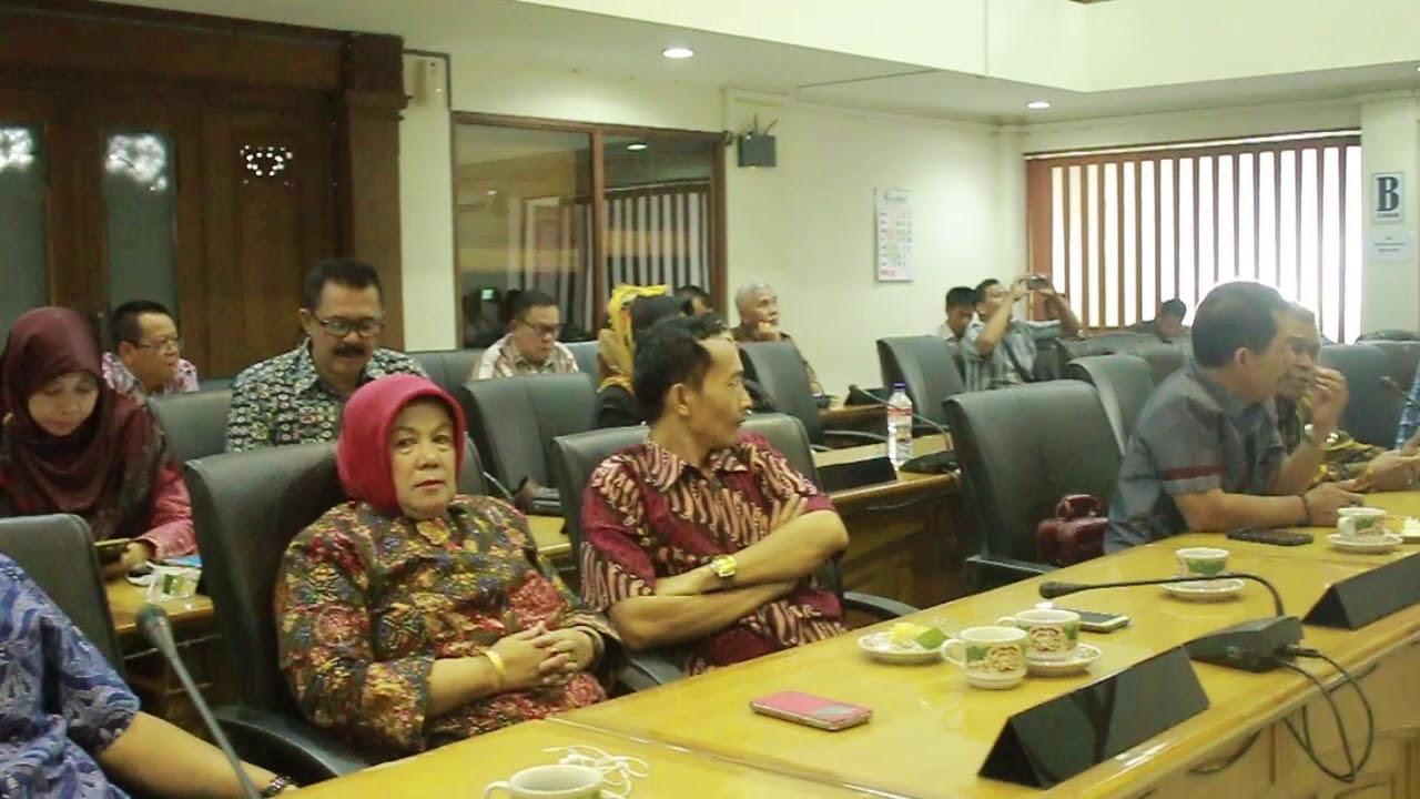 Jumat 08 September 2017 Kunker Kota CImahi & Kab Pekalongan
