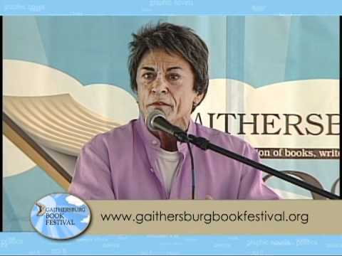 2011 Gaithersburg Book Festival Featured Author – Rita Mae Brown