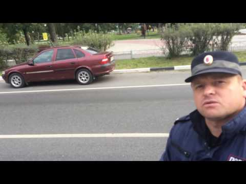 Брянская область Карачевский гаишники - DomaVideo.Ru