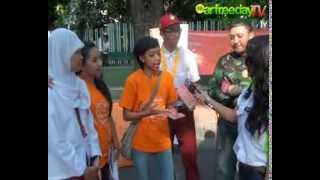 CarfreedayTV - At Surabaya With Kelas Inspirasi