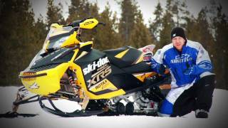 10. 2012 Ski-Doo MXZ XRS Test Ride
