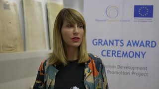 Majlinda Bregu, RCC Secretary General on the 16 new grants for tourism in the Western Balkans