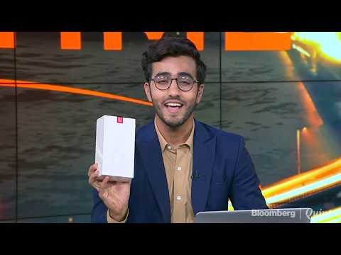 Unboxing The New OnePlus 6