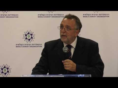 Heisler András Mazsihisz elnök beszéde a Cionista Világszövetség (WZO) budapesti konferenciáján.