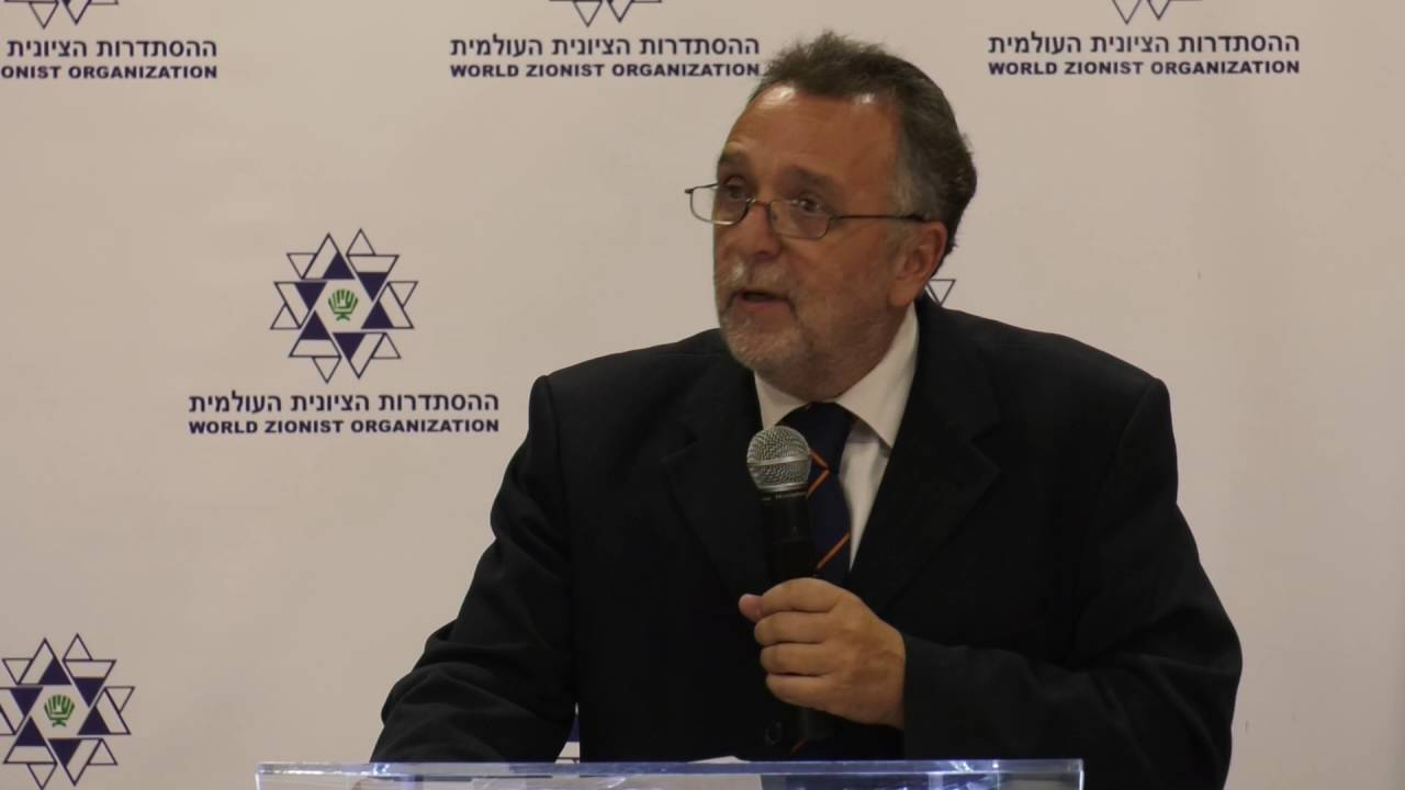 Heisler András – WZO European Conference on Countering Antisemitism