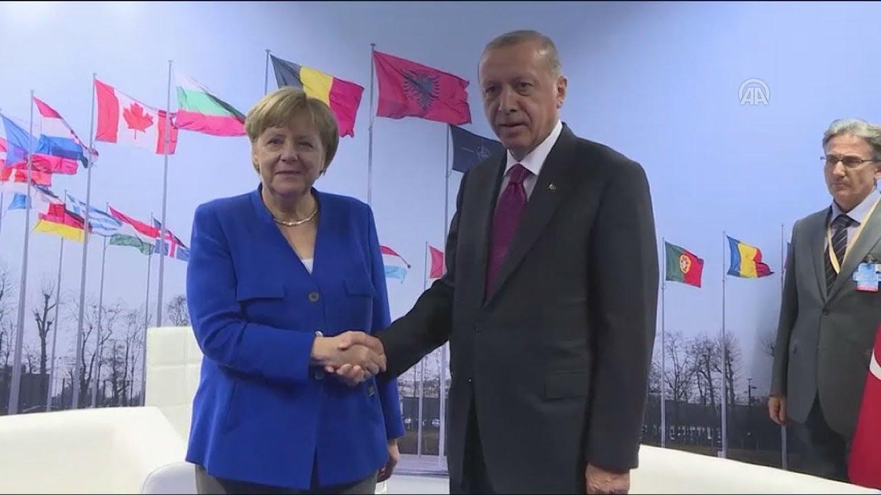 Συνάντηση Ερντογάν-Μέρκελ στις Βρυξέλλες