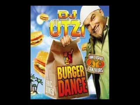DJ Ötzi - Burger Dance (видео)