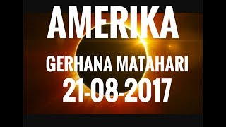 Video GERHANA MATAHARI DI AMERIKA-TOTAL GELAP MP3, 3GP, MP4, WEBM, AVI, FLV Agustus 2017