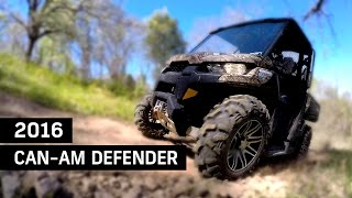 7. 2016 Can-Am Defender