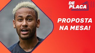 Barcelona faz proposta por Neymar ao PSG e Gremio x Palmeiras  De Placa (20/08/2019)