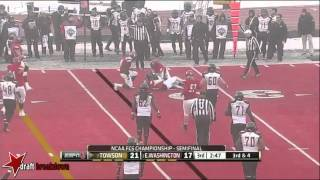 Anthony Larry vs Towson (2013)