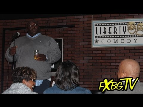 Faizon Love Liberty Laughs Comedy Show