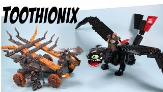 Video How to Train Your Dragon 2 Ionix Giant Toothless Battle Set MP3, 3GP, MP4, WEBM, AVI, FLV Juni 2018