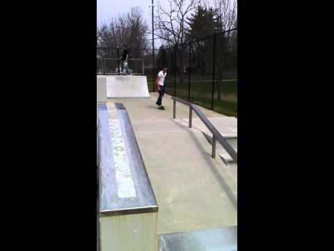 Westfield skate park
