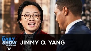 "Video Jimmy O. Yang - ""Crazy Rich Asians"" and ""How to American"" 