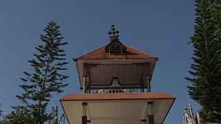 വിശുദ്ധ അല്ഫോണ്സാമ്മയുടെ ദേവാലയം, ഭരണങ്ങാനം