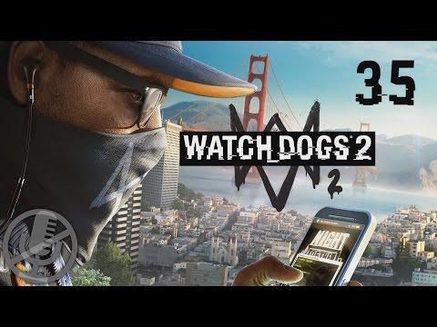 Watch Dogs 2 DLC Биотехнологии Прохождение Без Комментариев На Русском На ПК Часть 35 — Автоматика