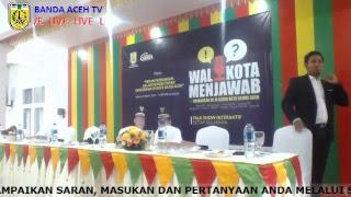 Wali Kota Banda Aceh Menjawab