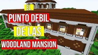 """Las WoodLand Mansión de Minecraft 1.11 tienen varias características y un punto débil """"estructural"""" que veremos en este vídeo.┌ SUSCRIBETE PARA MAS ┐►►► CLIC AQUÍ: http://goo.gl/BEXQZh└──────────────────────────────┌ Redes Sociales ┐►Twitter: http://goo.gl/Lxcl8j►Facebook: http://goo.gl/tJwaZz└──────────────────────┌ Sígueme en Twitch ┐►Twitch: http:/http://goo.gl/ZjexJS└──────────────────────"""