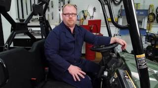10. Prowler 500 Oil Change