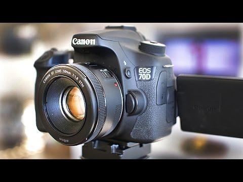 Canon 50mm 1.8 STM Lens Review - In Depth Video Autofocus Test