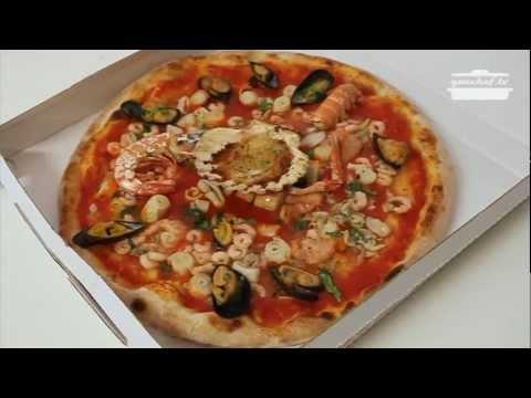 youchef.tv - Pizza ai Frutti di Mare