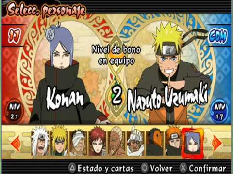naruto shippuden ultimate ninja impact psp iso download