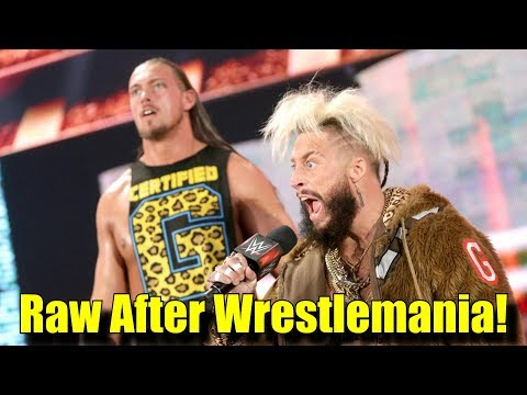 10 Wrestlers That RETURNED/DEBUT To WWE On The Raw After Mania! - Enzo Amore, Big Cass & More!