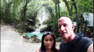 Oslob Philippines  City new picture : Philippines Expat: Trip to Oslob, the Philippines - Tumalog Falls