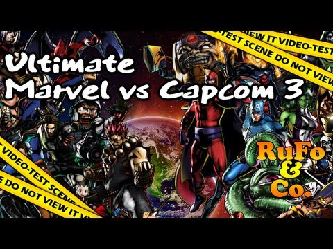 Vidéo-Test - Ultimate Marvel vs Capcom 3