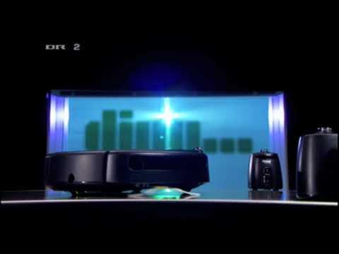 Roomba 581 robotstøvsuger - So ein Ding test