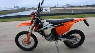 10. $9,399:  2017 KTM 250 EXC-F Dual Sport Overview and Review