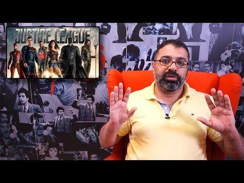 """مراجعة """"فيلم جامد"""" لـ Justice League: يقدم ثلاثة أبطال خارقين جدد"""