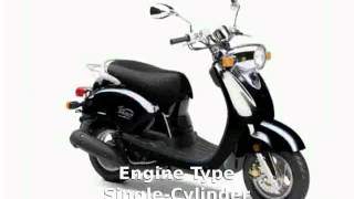 8. 2008 Yamaha Vino 125 - Details & Info
