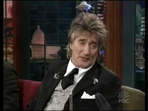 2002 - Rod Stewart on Singing the Standards & Marriage, Sex and Relationships