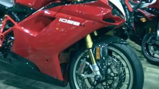 3. 2008 Ducati 1098 R